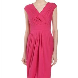 Studio 148 by Lafayette New York pink sheath dress